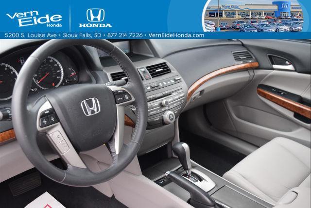 Honda Accord Sdn EX-L 2012