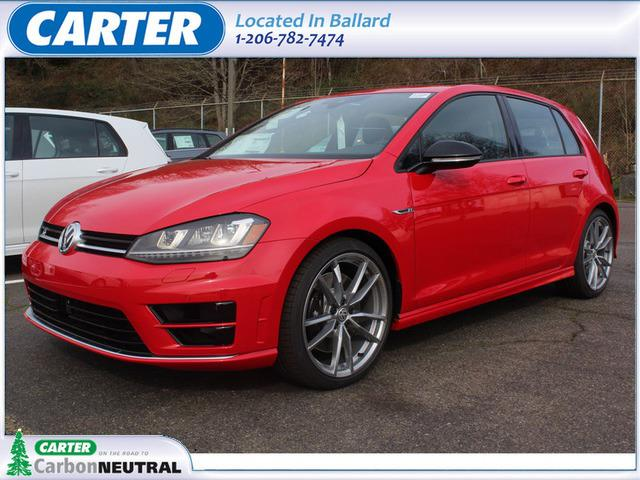 Volkswagen Golf R Base R 2017