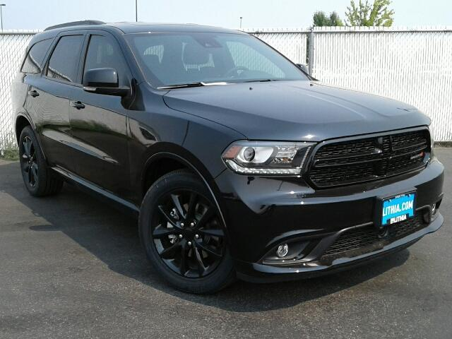 Dodge Durango RT 2017