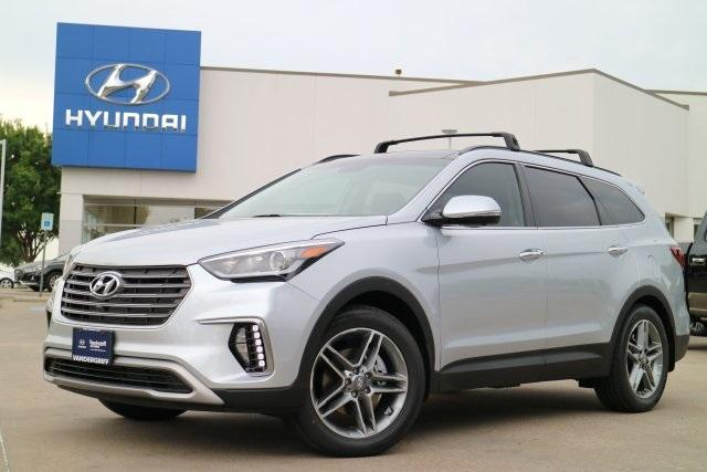 Hyundai Santa Fe SE Ultimate 2018