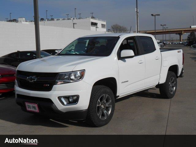 Chevrolet Colorado 4WD Z71 2017