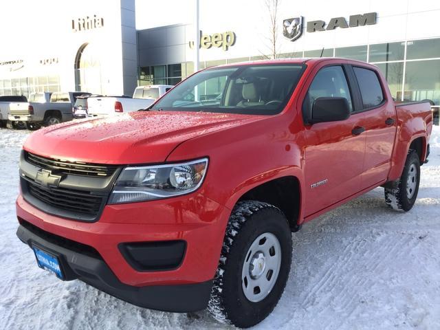 Chevrolet Colorado WT 2015