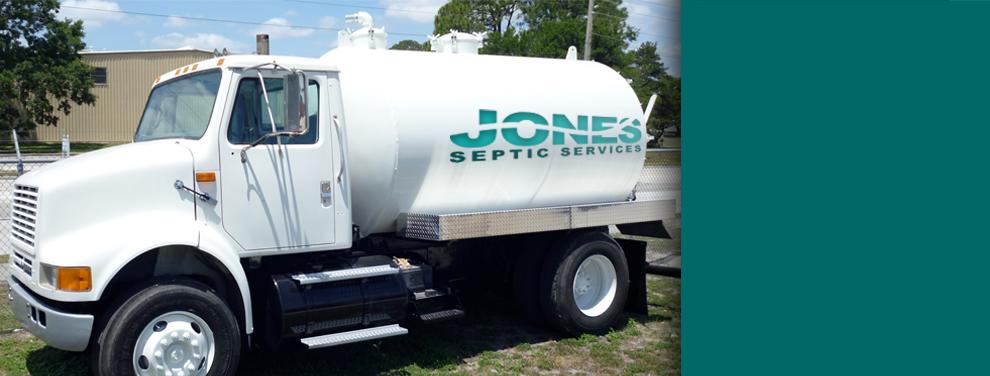 Jones Septic Service