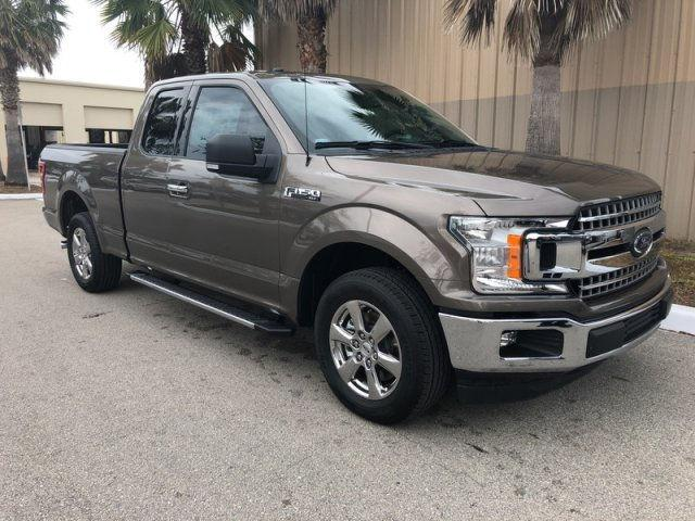 Ford F-150 4X2 S/C 2018