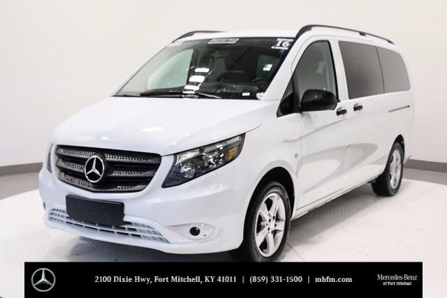 Mercedes-Benz Metris Passenger Van Passenger 2016