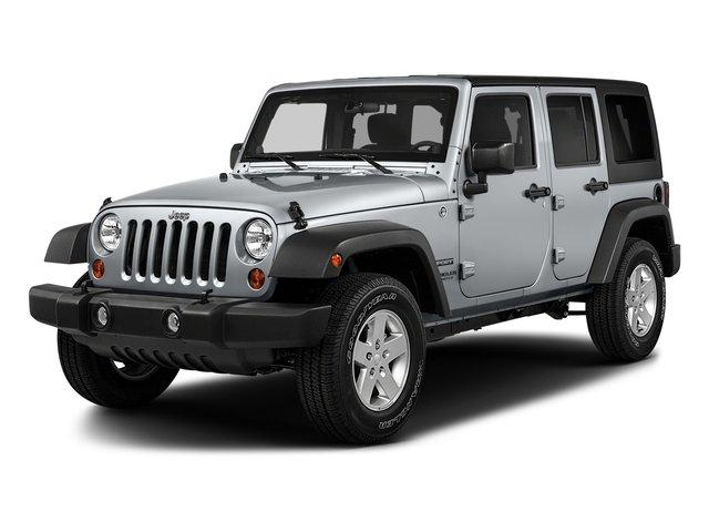 Jeep Wrangler Unlimited Unlimited Sport 2017