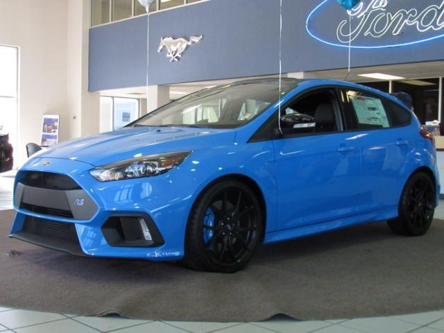 Ford Focus RS Hatch 2018