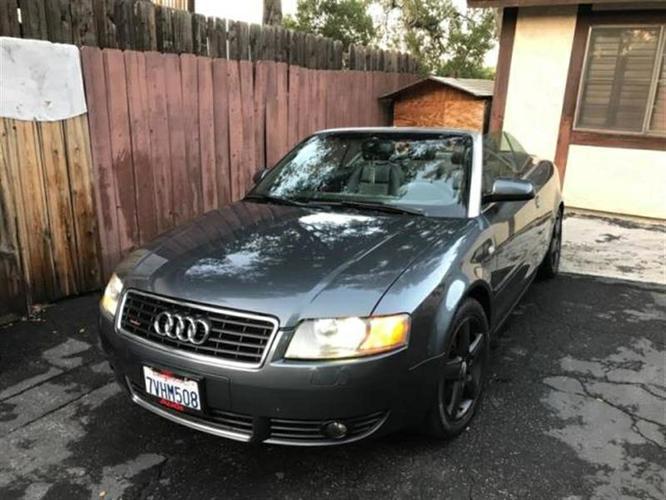 Audi 2004
