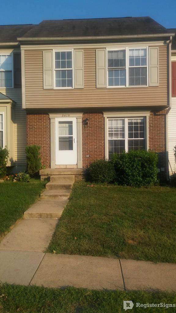 $1850 Three bedroom Townhouse for rent