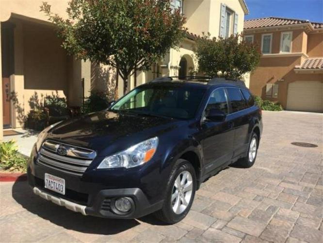 Subaru Outback 38335 Miles