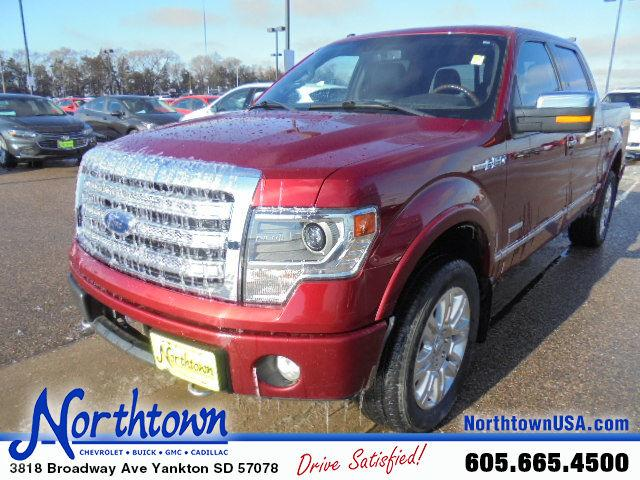 Ford F-150 Platinum 2013