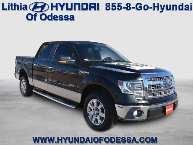 Ford F-150 2WD SUPERCREW 145 XLT 2014
