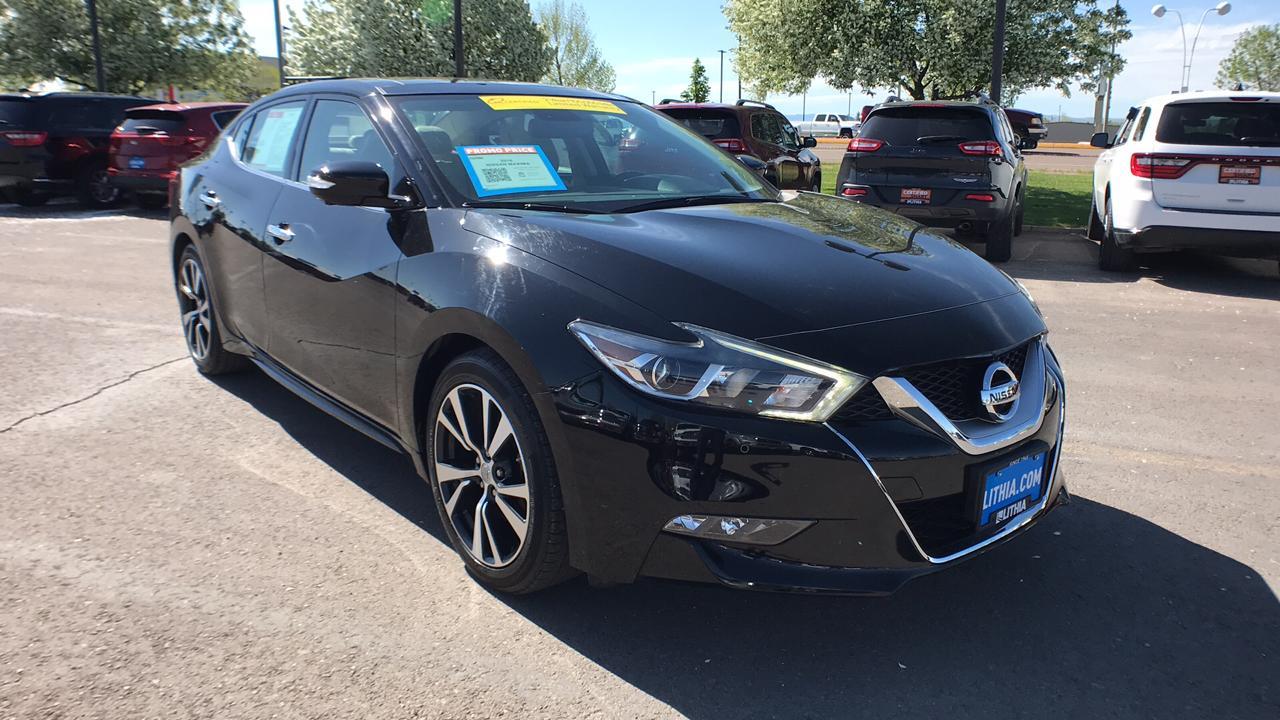 Nissan Maxima 3.5 2016