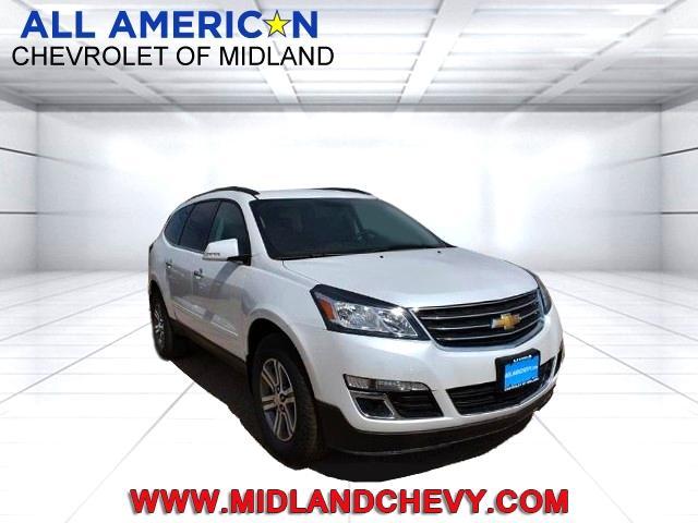 Chevrolet Traverse 2LT 2017