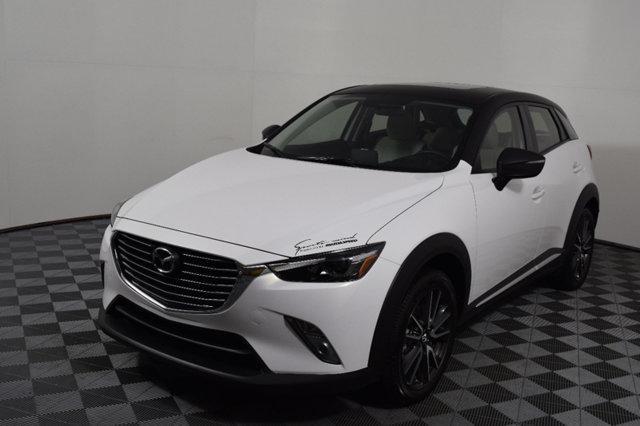 Mazda CX-3 Grand Touring 2017
