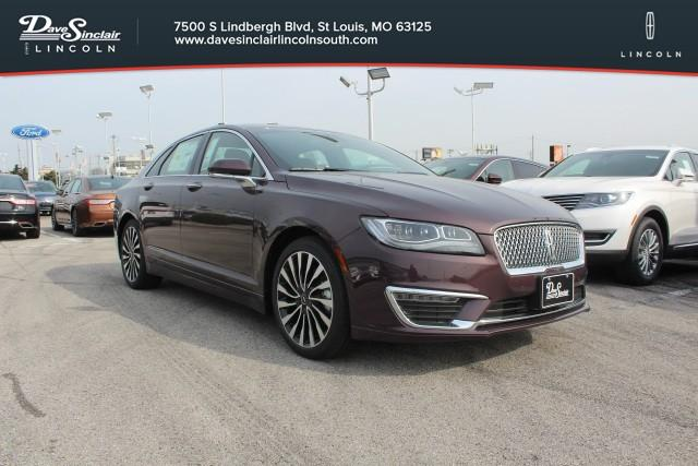 Lincoln MKZ Black Label 2018