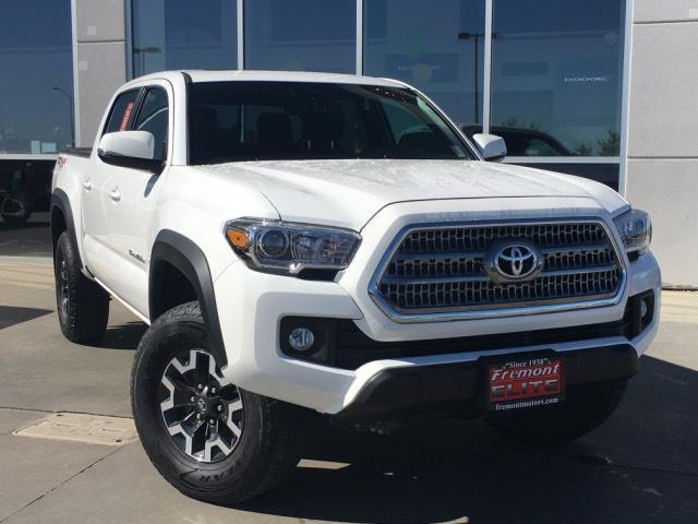 Toyota Tacoma 4WD Double Cab V6 AT TRD Off Road 2016