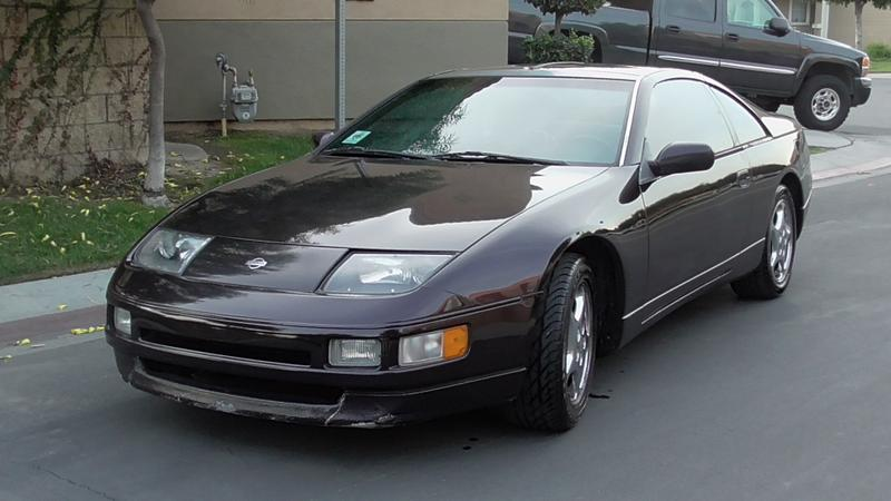 1996 300zx 2+2  for $2500
