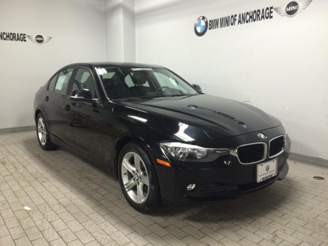 BMW 3 Series XDRIVE 2015
