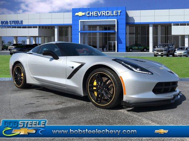 Chevrolet Corvette Z51 1LT 2018