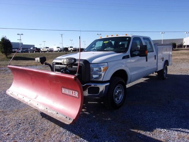 Ford Super Duty F-350 SRW XL 2014