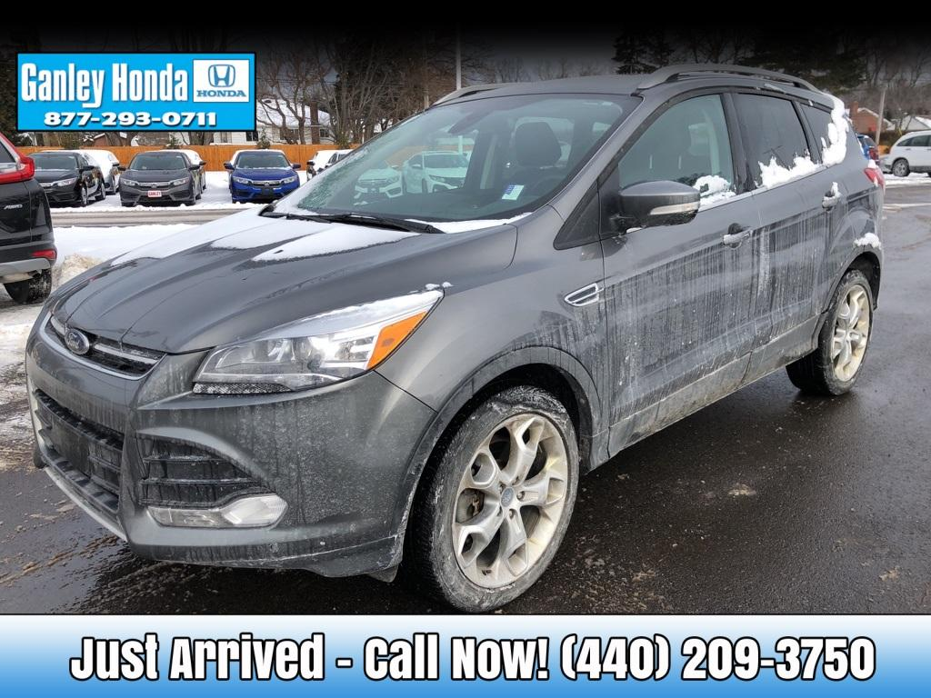 Ford Escape Titanium AWD 2014