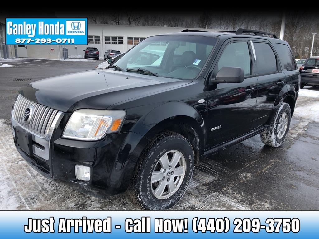 Mercury Mariner Base V6 FWD 2008