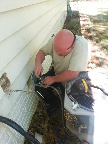 Heating & air repair Henry county Ga