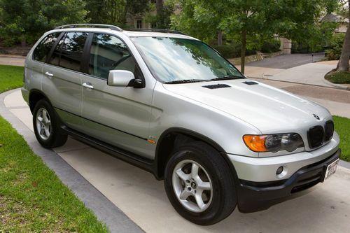 BMW   X-5   SUV  2006