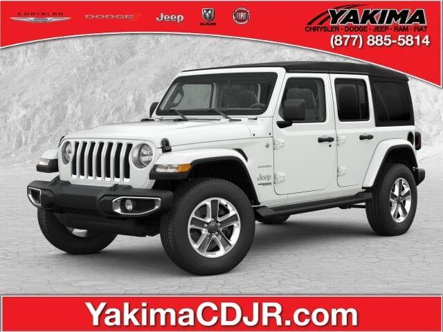Jeep Wrangler Unlimited UNLIMITED SAHARA 4X4 2018