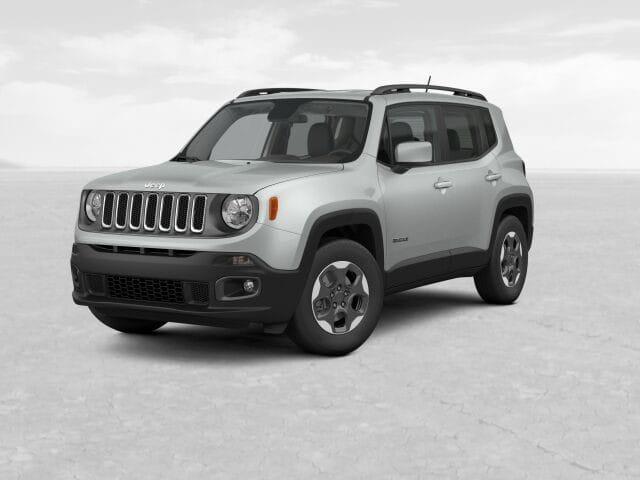 Jeep Renegade LATITUDE 4X4 2017