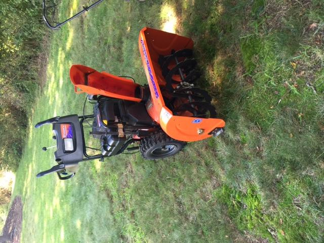 SNOWBLOWER - IT'S GOING TO BE A COLD WINTER WITH THIS