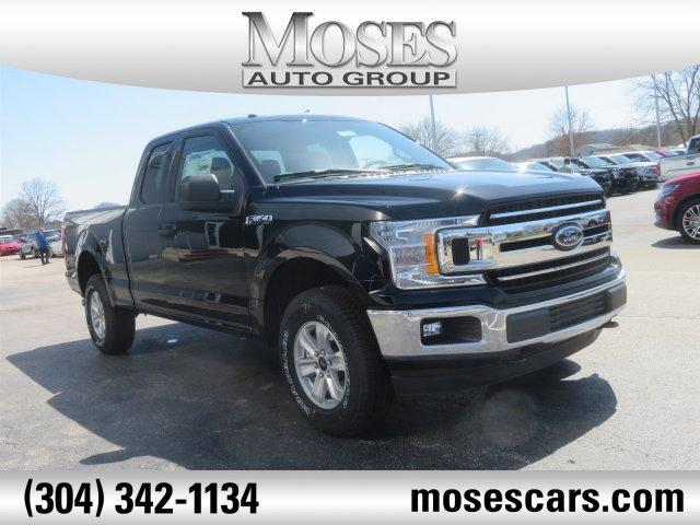Ford F-150 F150 4X4 S/C 2018