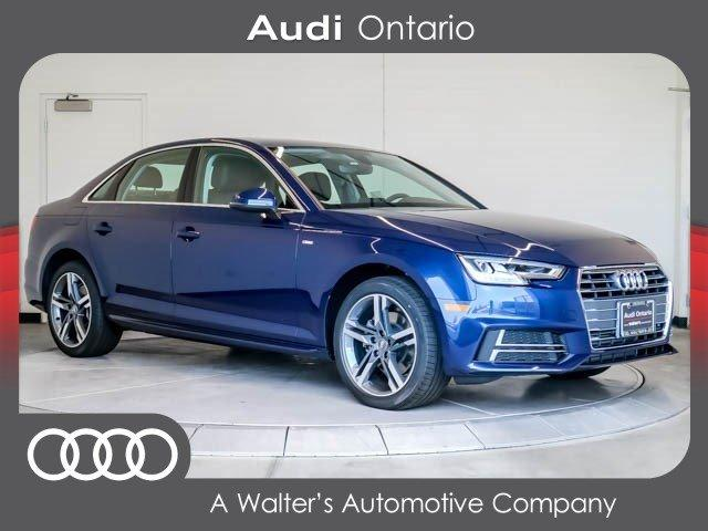 Audi A4 ultra Premium Plus 2018