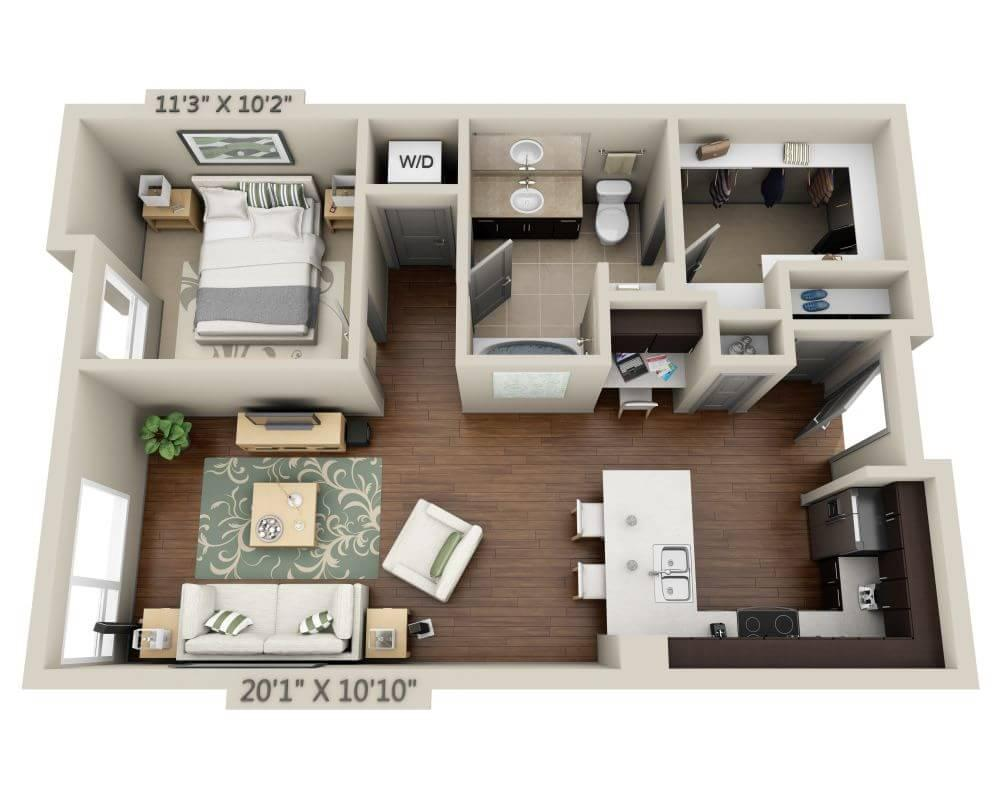 $2199 One bedroom Apartment for rent