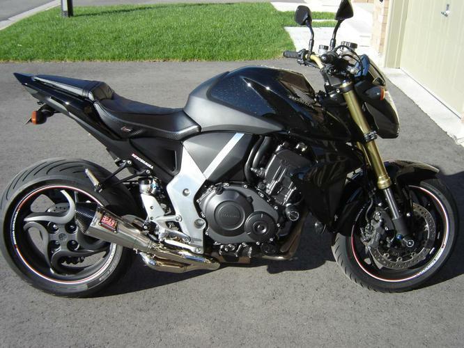 want to sell Honda cb1000r