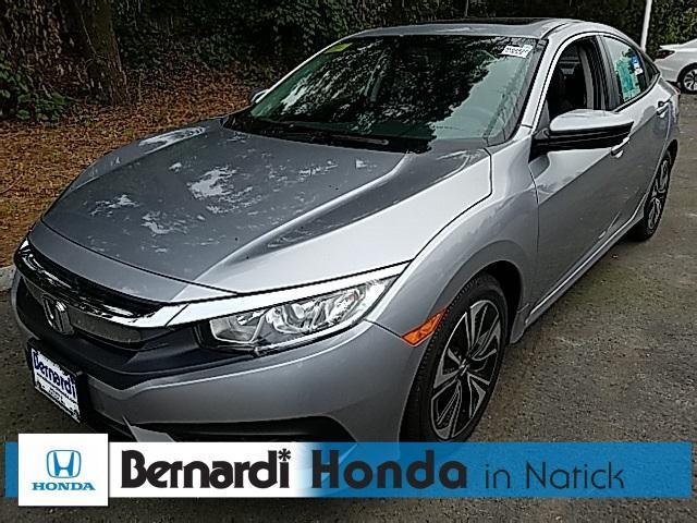 Honda Civic Sedan EX-L 2016