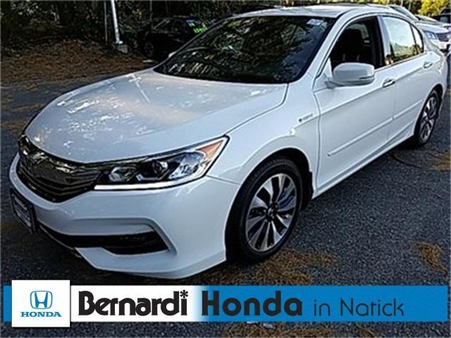 Honda Accord Hybrid Hybrid 2017