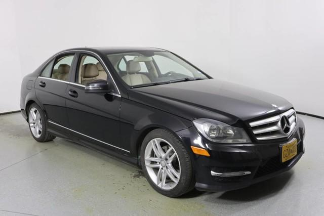 Mercedes-Benz C-Class C 250 Luxury 2013
