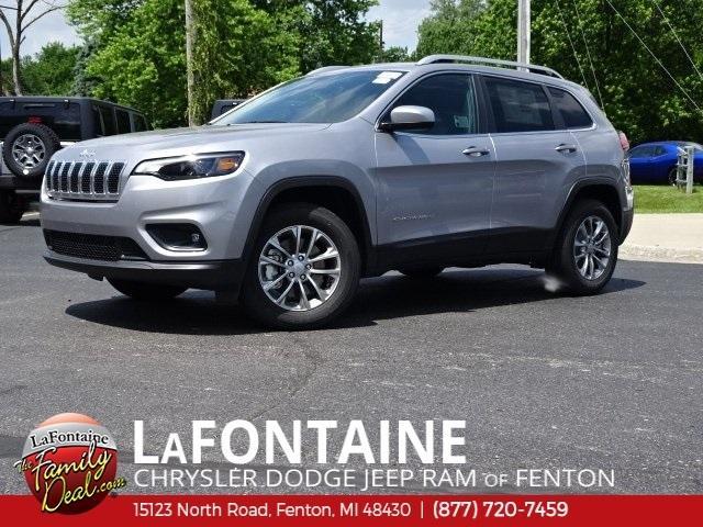 Jeep Cherokee Latitude Plus 2019