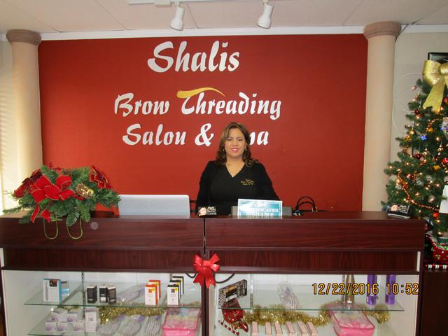 Shalis Brow Threading Salon and Spa