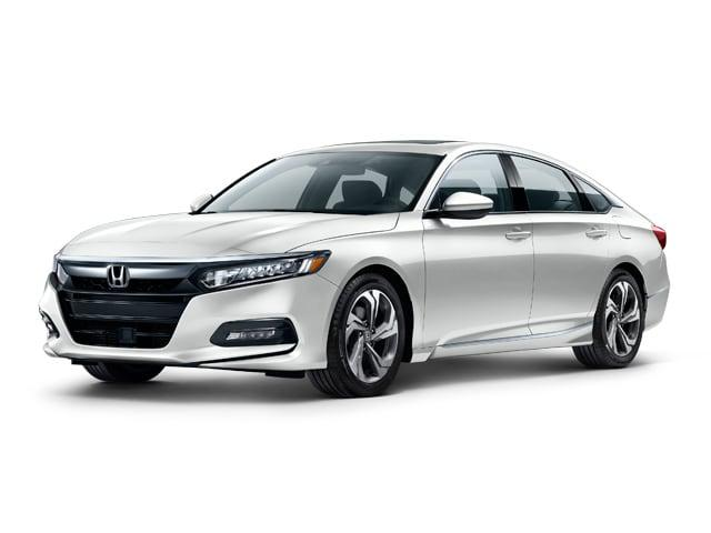 Honda Accord Sedan EX-L w/Navi 2018