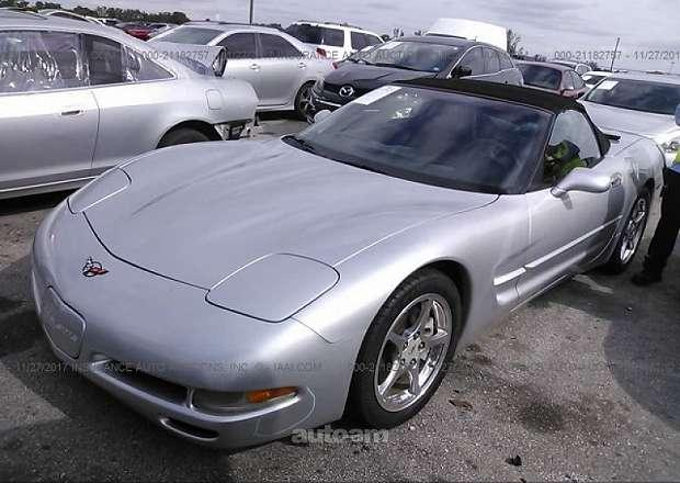 ********** 2002 CHEVY CORVETTE **************