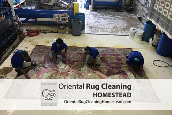 Oriental Rug Cleaning Services Homestead