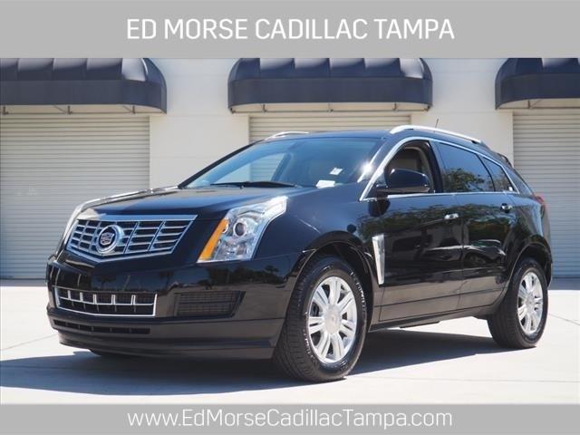 Cadillac SRX Luxury 2015