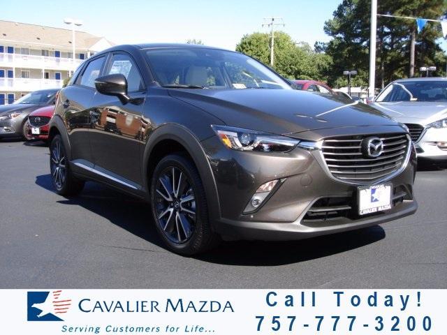 Mazda CX-3 Grand Touring 2018