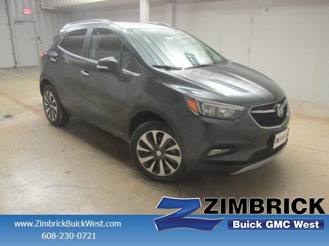 Buick Encore AWD 4dr Preferred II 2018