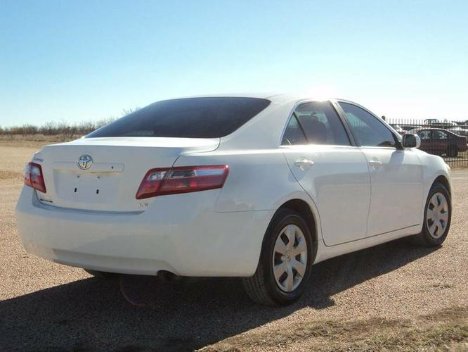008 Toyota Camry XLE