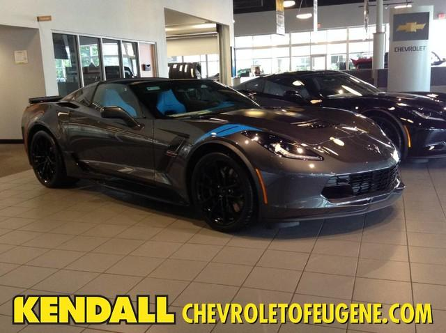 Chevrolet Corvette Grand Sport 3LT 2017