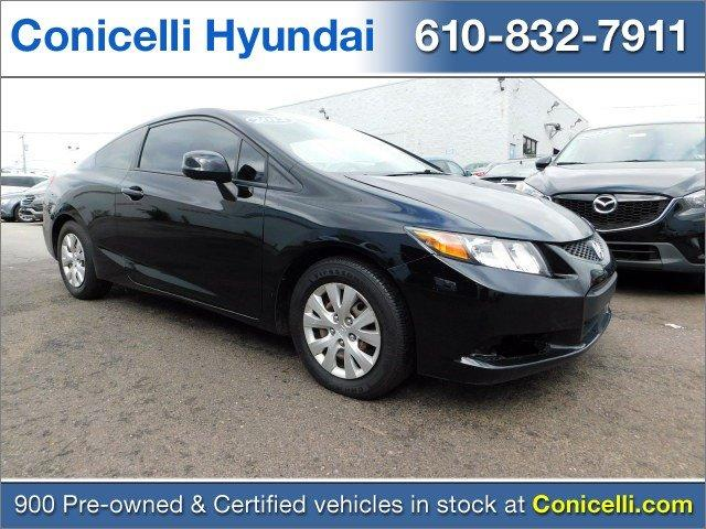 Honda Civic Cpe LX 2012